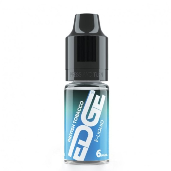 EDGE Eliquid BRITISH TOBACCO