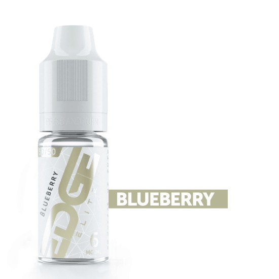 EDGE ELITE Eliquid BLUEBERRY