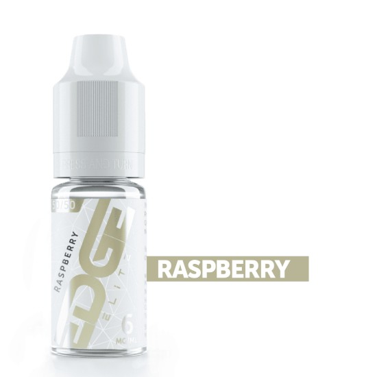 EDGE ELITE Eliquid RASPBERRY