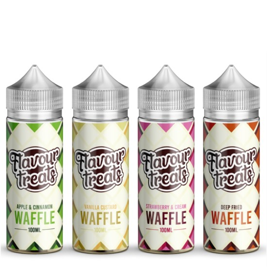 OHM BOY FLAVOUR TREATS Eliquid Shortfills 120ML